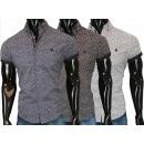 Großhandel Hemden & Blusen: Hochwertiges Herren Stretch Hemd Casual Slim Fit