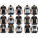 Men's Short Sleeve T-Shirts Round neck print
