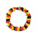 Necklace flower chains football fankette fan artic