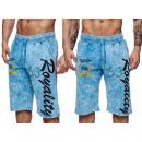 Großhandel Shorts: Herren Men Capri  Bermuda 3/4 Hose Hosen Short