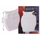 Decoration Owl Trend Owl Figurine Decoration White