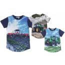 Gyerek fiúk T-Shirt traktor Farmer Farmer póló