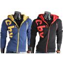 wholesale Coats & Jackets: Men's Trend Sweat Jacket Hoodie Hoodie