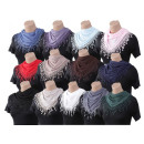 High quality ladies scarves shawl scarves