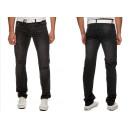 Großhandel Jeanswear: Herren Jeans Hosen Jeanshose Slim Stretch Denim