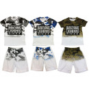 Kids Suit 2-Piece Set Print New York