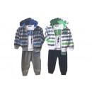mayorista Deporte y ocio: Traje de trotar para niños bebés niños 3 piezas 12