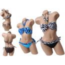 Sexy Women bikini Swimwear Women Swimwear 2-PART I