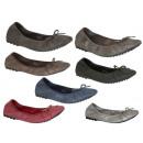 wholesale Shoes: Women Flat  Ballerina Shoes Shoes