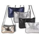 Damen Taschen Abendtasche Klein Handtasche Kette