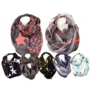 wholesale Scarves & Shawls: Ladies Loop Scarf  scarves Stole towels star