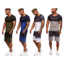 Herren Trend Jogging Anzug Sportanzug Training