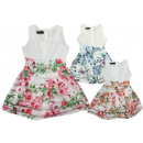 Kids Kids Girls Dress Flowers Look Kids Dress