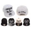 Basecap Cap Caps Hat Cocaine Caviar Trucker
