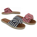 wholesale Shoes: Women Woman Summer Trend Mules Maritim