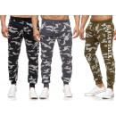Großhandel Sportbekleidung: Herren Jogging Hosen Sporthose Freizeit Hose