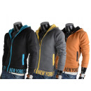 Men's Trend Sweat Jacket Hoodie Hoodie