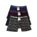 Men's Boxer Boxershorts Boxer Slip Pattern Ams