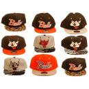 Großhandel Kopfbedeckung: Basecap Cap Caps Bulls Trucker Kappe