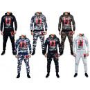 Men's Jogging Suit Sports Suit Tracksuit