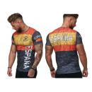 Großhandel Shirts & Tops: Herren Men T-Shirt  Fan WM Länder Shirt Spanien