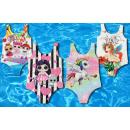 Kinder Mädchen Trend Badeanzug Einhorn Unicorn