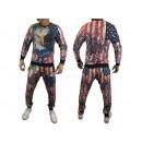 Mens Jogging Suit sports suit tracksuit