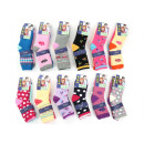 Girls Children thermo socks various colors