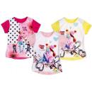 Kids girls summer T-Shirt 2-12 years trend