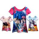 tendance Kangaroo T-Shirt Cheval licorne Tunique