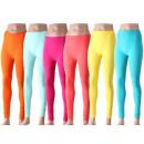 ingrosso Pantaloni: signore di colori  Estate Leggings Leggings Neon Tr