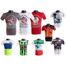 Großhandel Shirts & Tops: Herren Men Kurzarm  T-Shirts Rundhals Mix Motivdruc