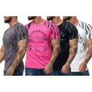 Großhandel Shirts & Tops: Herren Men Sommer Trend 3D Shirt T-Shirt Print