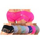 Großhandel Dessous & Unterwäsche: Damen Slips Hot Pants Panty Hipster Unterwäsche
