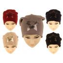 Beanie sequins Star Cap Hat Rapper Hat