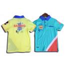Kinder T-Shirt Kurzarm Poloshirt Shirts Polo Obert