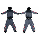Kids Boys 2-Piece Jogging Suit Hoodie Jacket