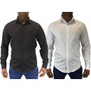 Großhandel Hemden & Blusen: Herren Business  Freizeit Hemden Mix Hemd Sporthemd
