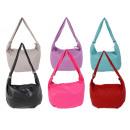 Großhandel sonstige Taschen: Damen Taschen Tasche Shopper Kunstleder Uni Ringe