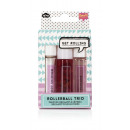 groothandel Make-up: Set van 3: lipgloss, body glitter, parfum