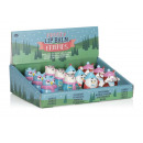wholesale Make up: Frosty Friends - Lip Balm in Display