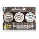 wholesale Shaving & Hair Removal: Shaving Set of 3 - soap, moisturizer, shaving