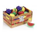 wholesale Make up: Fruit Lip Balm in Display