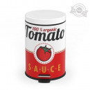 wholesale Household Goods: Metal trash cans tomato sauce, 5 L