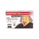 grossiste Farces et attrapes: Moustaches  d'urgence - Celebrity
