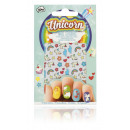 grossiste Vernis a Ongles:Nail Sticker Unicorn
