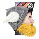 Barbarian Thor Yellow Beard Beard Hat