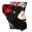 Barbarian Lumberjack Blackbeard Beard Hat