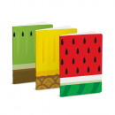 grossiste Cahiers et blocs:Fruity Journals