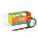 wholesale Garden & DIY store: Froot Washi Tape Set of 5